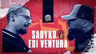 SADYKO VS EDI VENTURA | LIGA KNOCK OUT