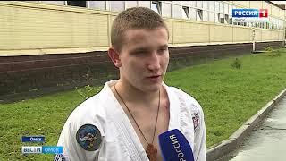 Омские спортсмены взяли два золота на первенстве России по смешанным единоборствам