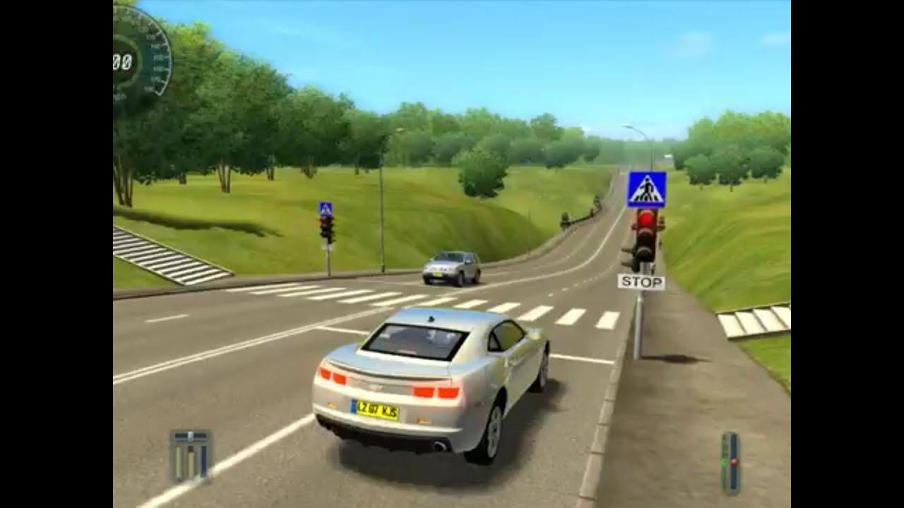 City Car Driving sur PC - jeuxvideo.com