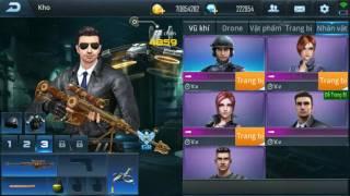 Phục Kích Official | Chiêm ngưỡng kho vũ khí trong Phục Kích Mobile