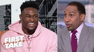 2019 NFL Draft: DK Metcalf says he is a one-of-a-kind WR | First Take