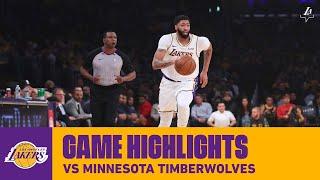 HIGHLIGHTS | Anthony Davis (50 pts, 7 reb, 6 ast, 4 stl) vs. Minnesota Timberwolves