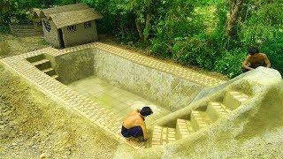 Build Swimming Pool Underground (Part 1)