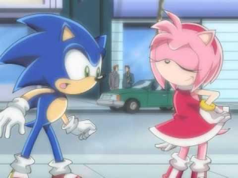 Baixar Sonic y Amy-Debia ser amor