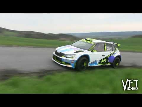 Karel TROJAN - test před Rally Šumava Klatovy 2021