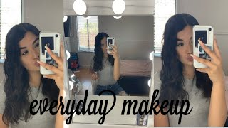 everyday makeup routine  !