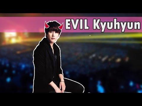 EVIL Kyuhyun funny Moments