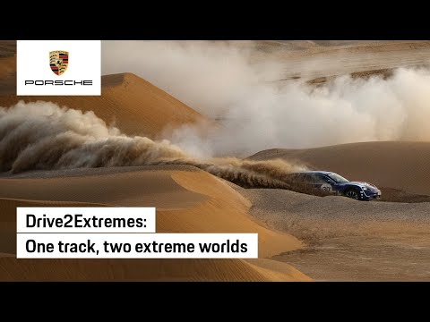 Porsche goes the extreme to kick off launch for new Taycan Cross Turismo