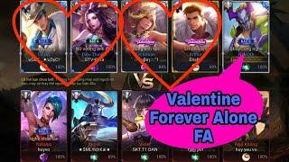 Liên Quân   Nakroth Chính Thức Bị Krixi Bỏ Ngày Valentine - Chúng Nó Thì Có Đôi Có Cặp Còn Tôi....