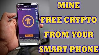 How to Mine Free Crytpo from your Smart Phone (PI Network review)