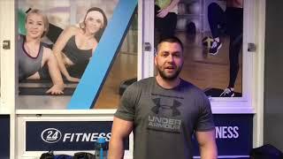 8 Hour Arm Workout At Dream Fitness Bognor Regis