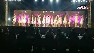 عرض-مسرحي-راقص-لمتسابقات-ملكة-جمال-المراهقات