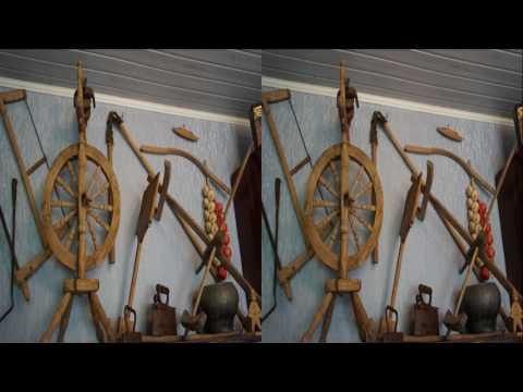 Home Museum in 3D ! 3D VIDEO