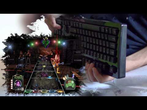 Guitar Hero III - PC Keyboard (noob) - part.2