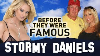STORMY DANIELS | Before They Were Famous | Stephanie Clifford