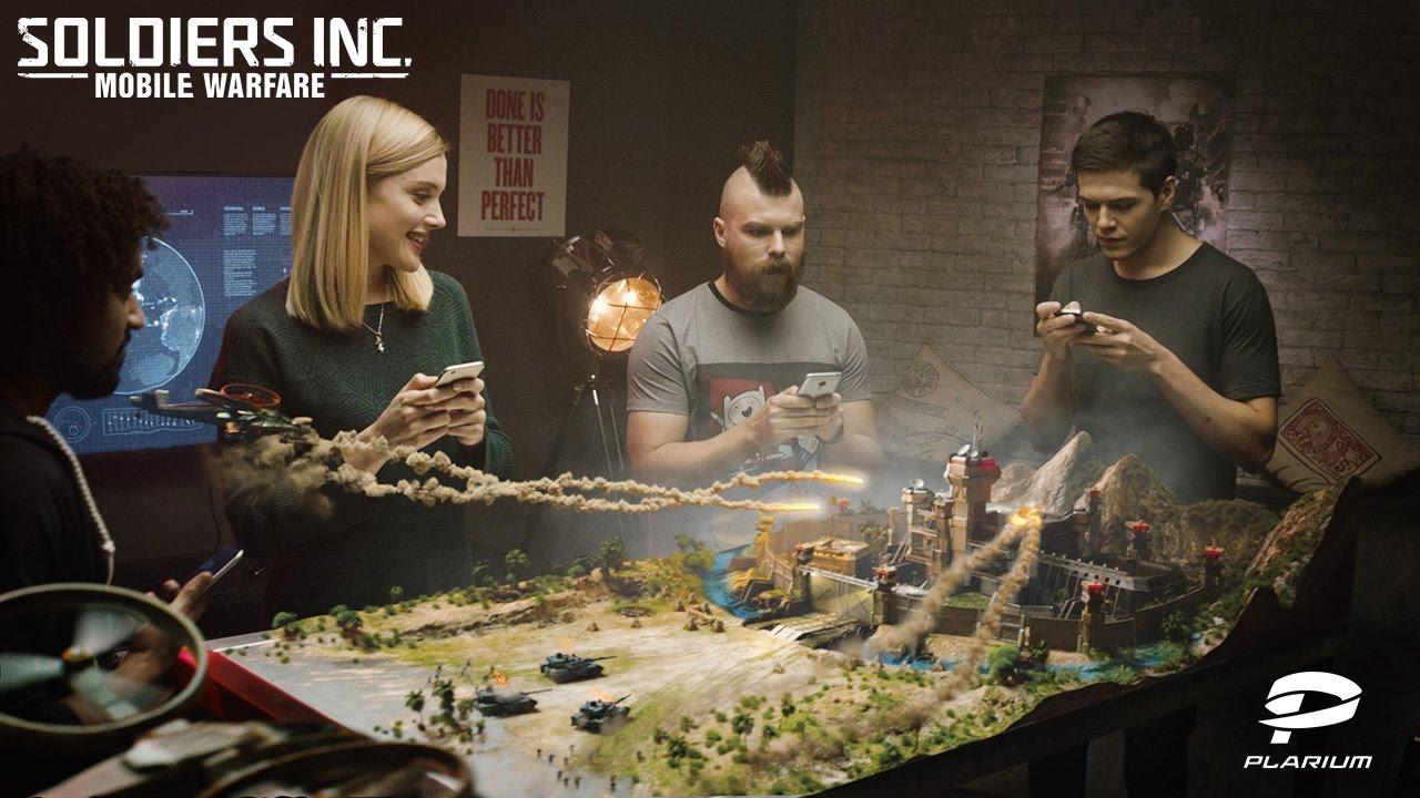 Играй Soldiers Inc: Mobile Warfare На ПК 2