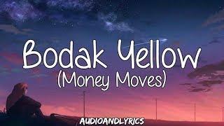Cardi B - Bodak Yellow (Money Moves) (Clean Lyrics)