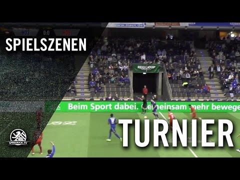 FC Hertha 03 Zehlendorf - CFC Hertha 06 (Regio Cup, Halbfinale) - Spielszenen | SPREEKICK.TV