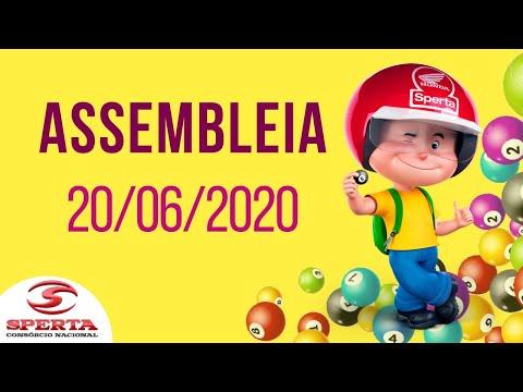Sperta Consórcio - Assembleia - 20/06/2020