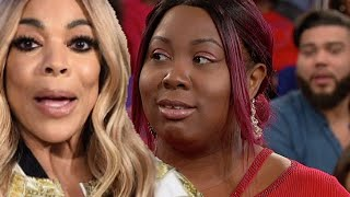 Wendy Williams Caught Being Rude To Her Fan!