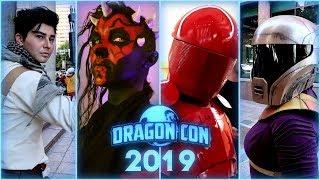 Dragon Con 2019 Star Wars Cosplay Music Video