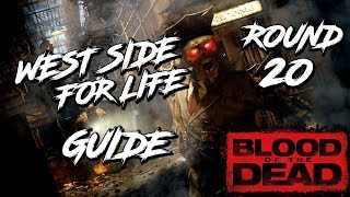 """""""WEST SIDE FOR LIFE"""" TROPHY GUIDE / SOLO / SURVIVE TO ROUND 20 