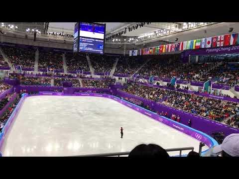 2018 평창동계올림픽 남자싱글 FS 패트릭챈 Patrick Chan