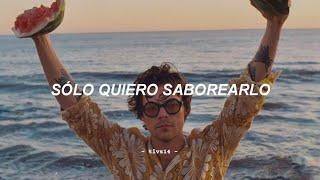 Harry Styles - Watermelon Sugar (Official Vídeo + Sub. Español) 🍉🍉🍉