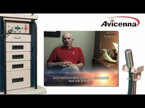 Podiatry Paitent Education Video—Avicenna HIgh Power Laser Therapy