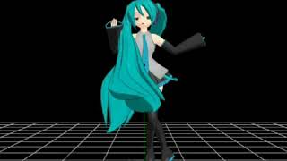 ebic cool kimpossible sexy miku dance