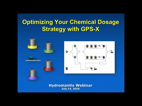 Optimizing Your Chemical Dosage Strategy with GPS-X