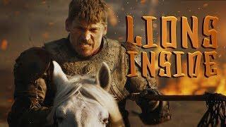 House Lannister (GoT) - Lions Inside