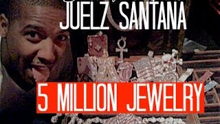 5 MILLION IN JEWELRY JUELZ SANTANA (1 of 2) | Behind The Music | Jordan Tower Network