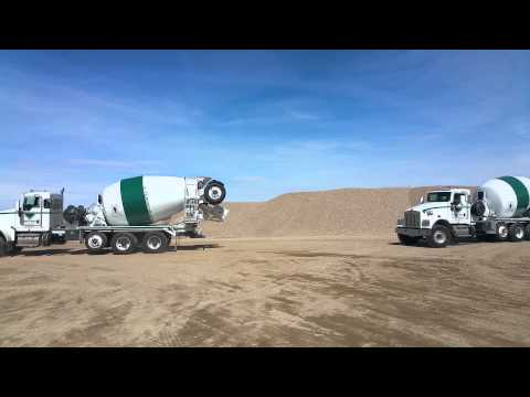 Bestway Concrete New Mixer Trucks