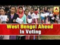 6th phase of LS poll: With 56%, West Bengal ahead in voting percentage till 1 pm