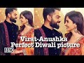 Viral Pic: Virat-Anushka make a Perfect Diwali picture