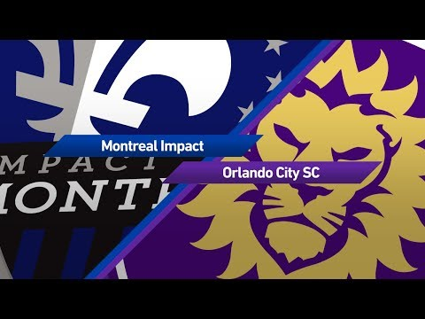 Montreal Impact vs Orlando City