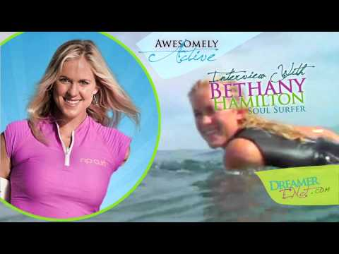 Interview with Bethany Hamilton: Sharing Faith Staying Active and ...