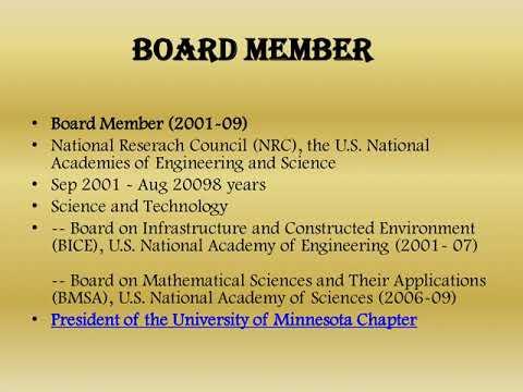 Dr Massoud Amin ! Professor of ECE University of Minnesota