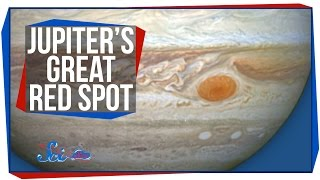 The Weirdness of Jupiter's Great Red Spot