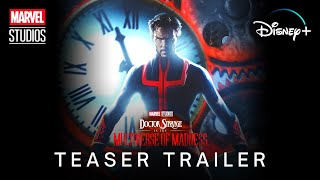 Doctor Strange 2: In The Multiverse Of Madness (2022) | Trailer | Marvel Studios