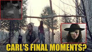 The Walking Dead Season 8 Episode 9 Carl News - Final Moments For Carl?