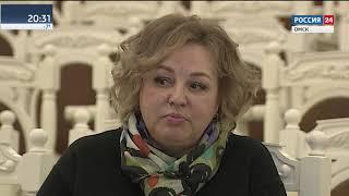 Актуальное интервью Ирина Лапшина