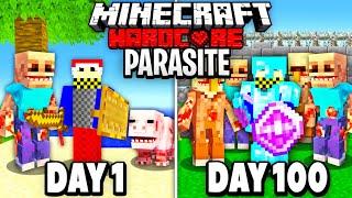 Surviving 100 Days on a Parasite Island...