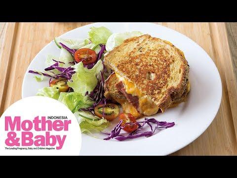 Resep Balita - Monte Cristo Sandwich