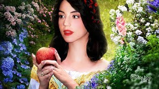Snow White (Live Action) - Adelaide Kane Concept Design [Learn how to make this - see description]