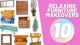 10 Relaxing Makeovers | Furniture Flips | Trash to Treasure