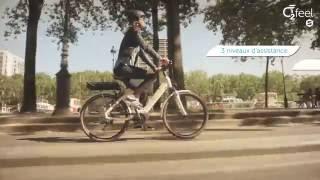 O2Feel : les vélos électriques Swan en vidéo