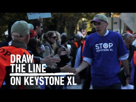 Bill McKibben: On Sept. 21st, Draw the Line on Keystone XL ...