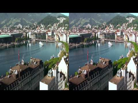 Ballooning over Lucerne 3D Full HD by MUVI AG